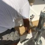 teak decking-plasdeck
