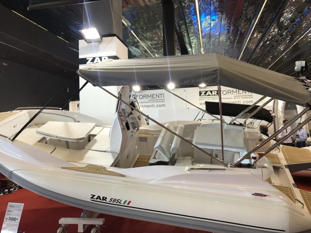 Genoa Boat Showzar 59