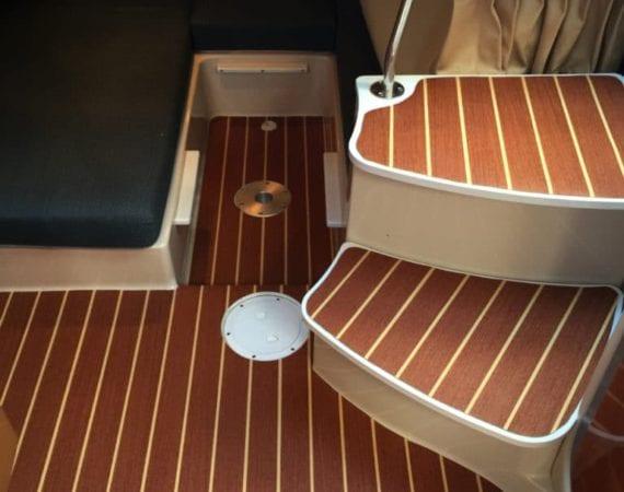 interior floors in vessels