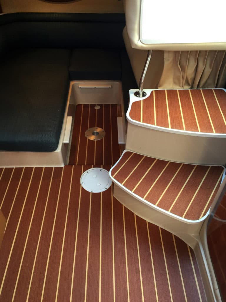 interior floors in vessels