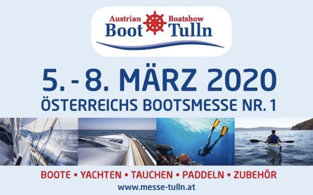 trim nautica at Boat show in Tulln 2020