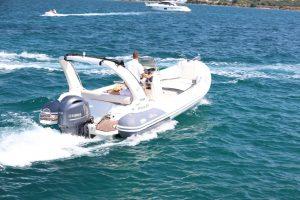 Charter-rent a boat- Nuova jolly 23 croatia biograd