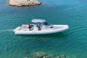 rent a boat sacs strider 11 Biograd