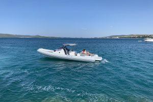 Charter-rent a boat- sacs strider 11 croatia biograd