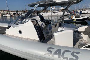 Boat sacs strider 11 cockpit