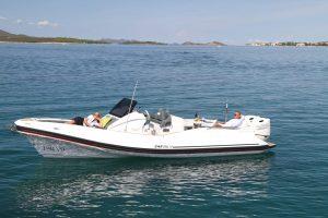 rent a boat zar formenti 85 Biograd