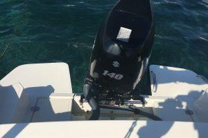 renat a boat zar 57 well deck